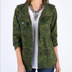Kersh camo jacket